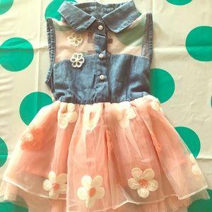 Adorable Floral Dress!
